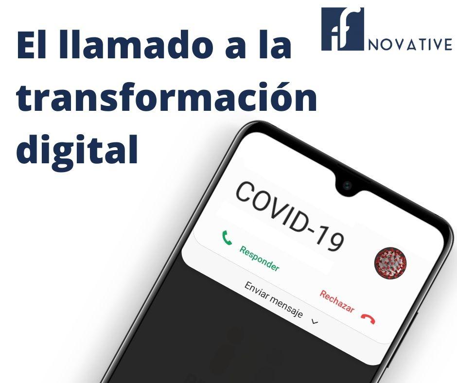 El llamado a la transformación digital